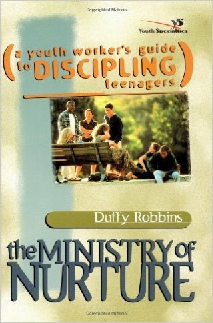 Book Report - Duffy Robbins - The Ministry of Nurture.pdf